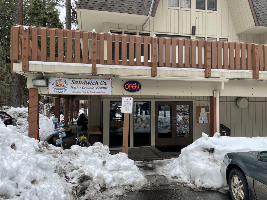 Mountain High Sandwich Company is located across the street from SNU's campus.