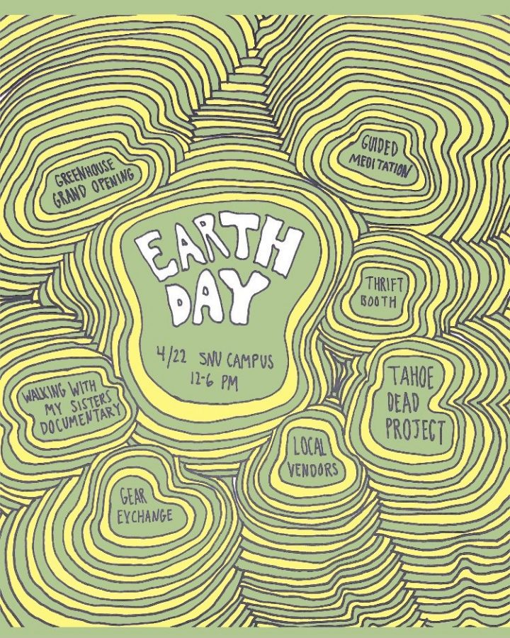Earth Day event on campus April 22